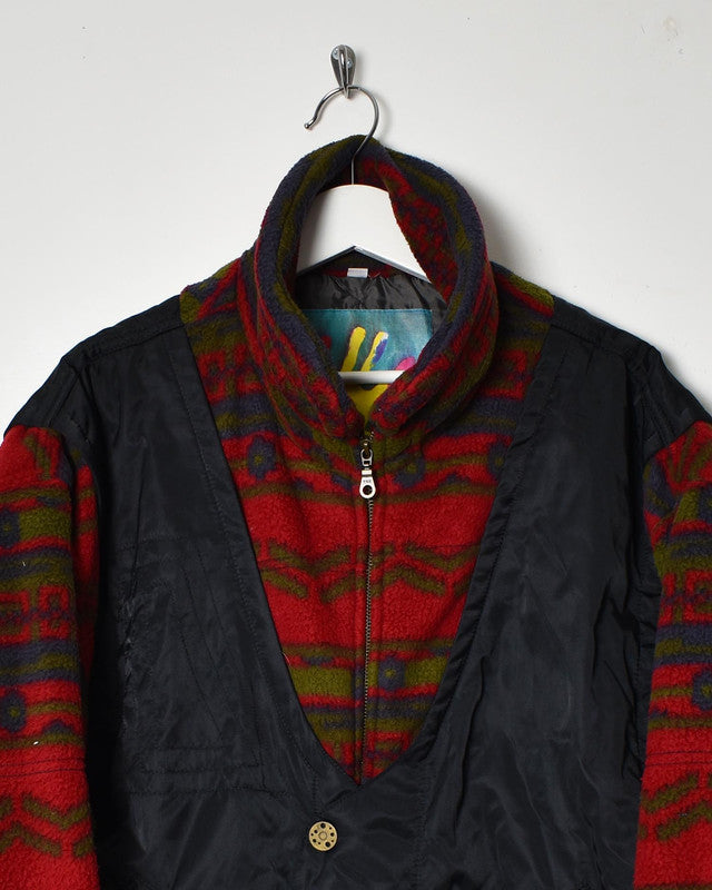 Vintage 90s Jacket - Medium - Domno Vintage 90s, 80s, 00s Retro and Vintage Clothing