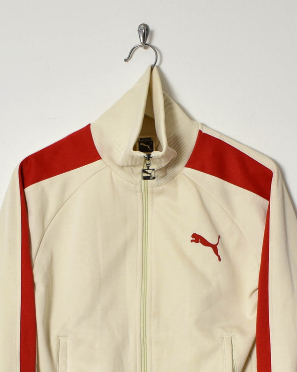 Puma Tracksuit Top - X-Small