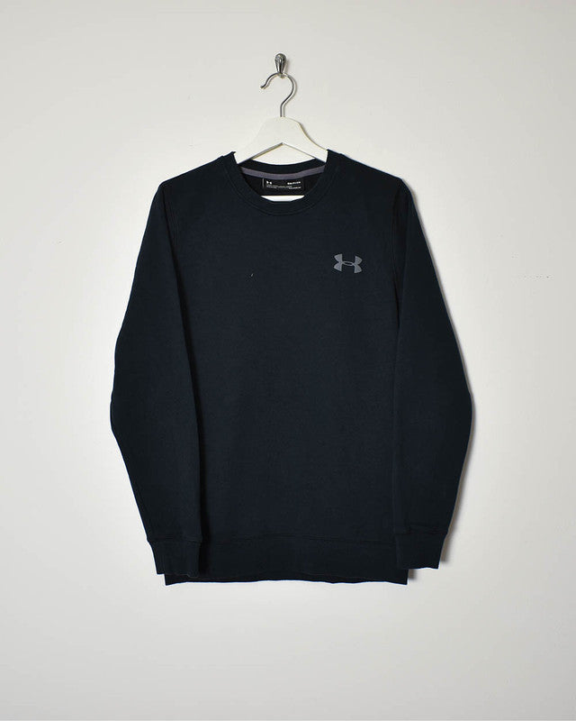 Underarmour Sweatshirt - Small - Domno Vintage 90s, 80s, 00s Retro and Vintage Clothing
