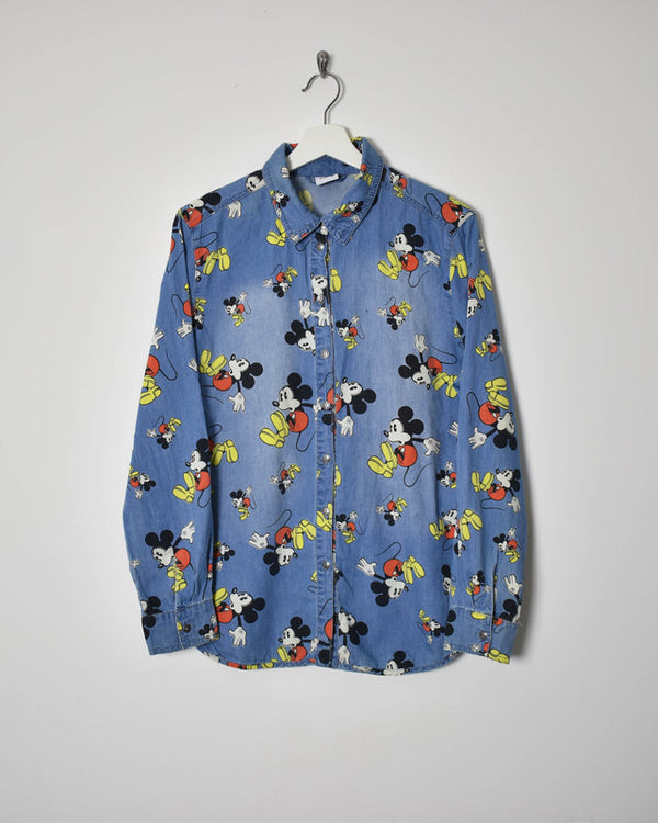 Disney Women's Shirt - Medium - Domno Vintage 90s, 80s, 00s Retro and Vintage Clothing