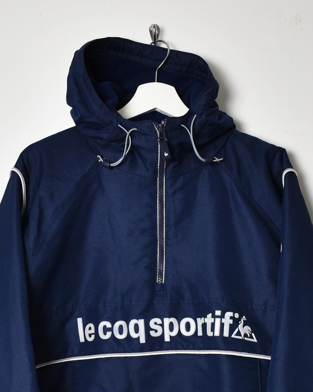 Le Coq Sprtif 1/4 Zip Jacket - Large - Domno Vintage 90s, 80s, 00s Retro and Vintage Clothing