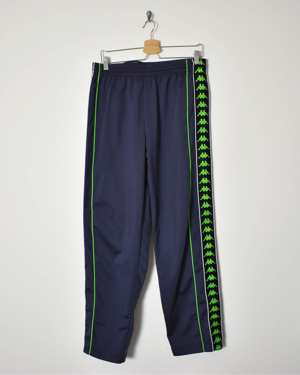 Kappa Tracksuit Bottoms - Medium - Domno Vintage 90s, 80s, 00s Retro and Vintage Clothing