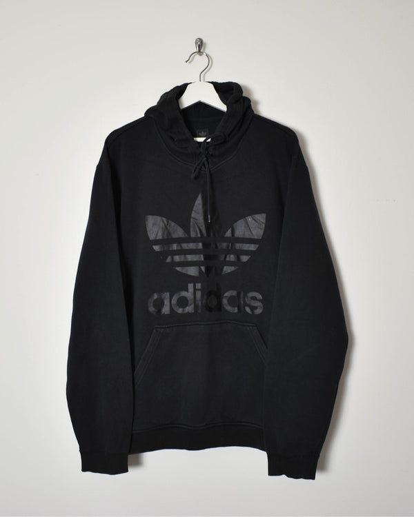 Adidas Hoodie - XX-Large - Domno Vintage 90s, 80s, 00s Retro and Vintage Clothing