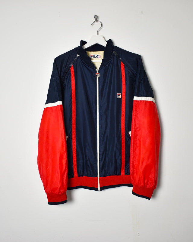 Fila Jacket - Large - Domno Vintage 90s, 80s, 00s Retro and Vintage Clothing