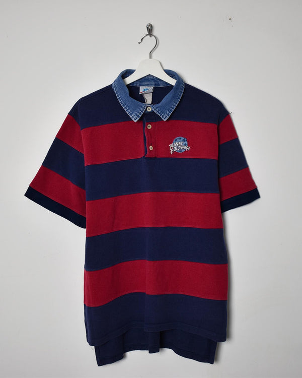 Planet Hollywood Polo Shirt - Large