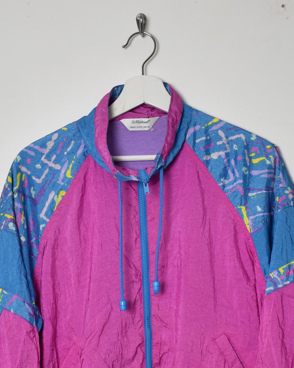 Vintage 90s Shell Jacket - Large