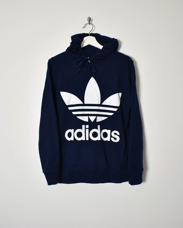 Adidas Women's Hoodie - Medium - Domno Vintage 90s, 80s, 00s Retro and Vintage Clothing