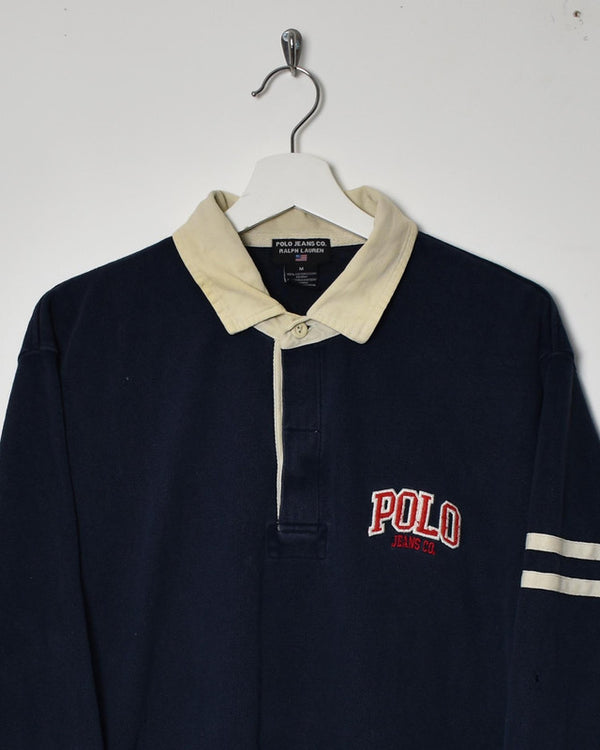 Ralph Lauren Polo Jeans Rugby Top - Large