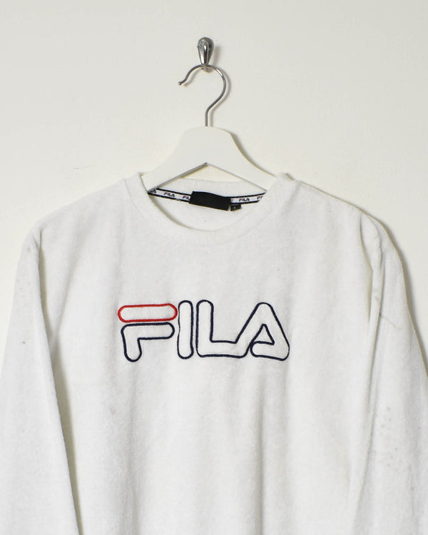 Fila Towel Sweatshirt - Medium