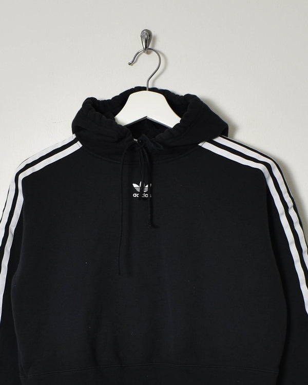 Adidas Women's Cropped Hoodie - X-Small