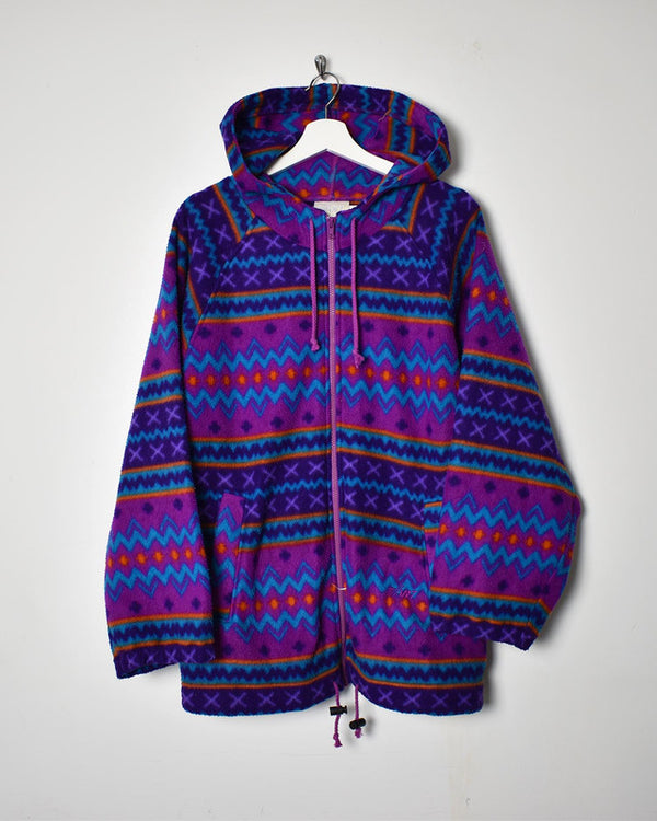 Vintage 90s Fleece - Large