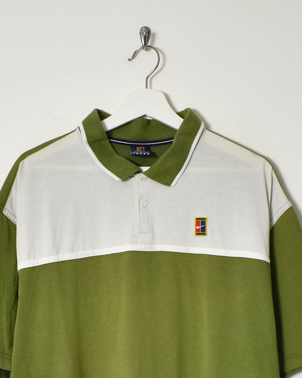 Nike Tennis Polo Shirt - X-Large
