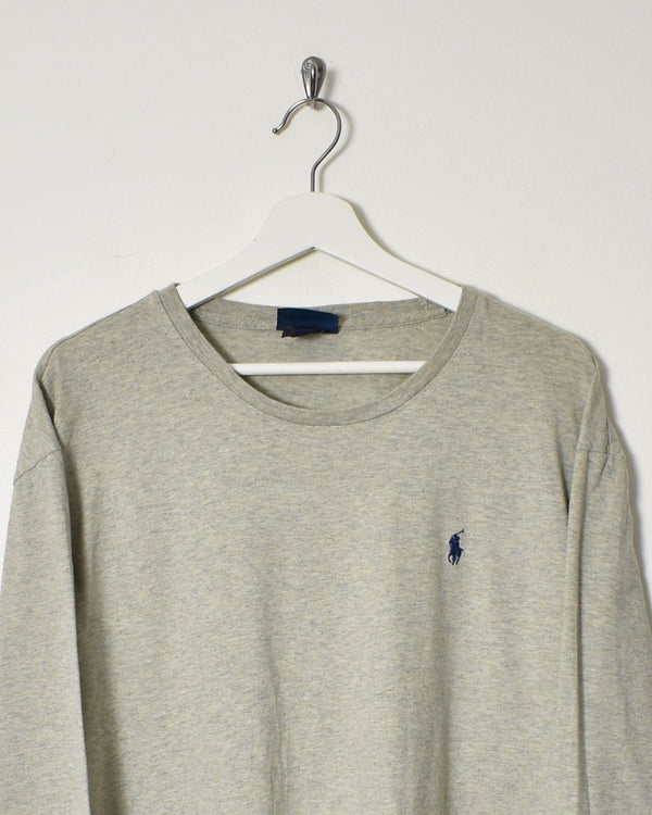 Ralph Lauren Long Sleeve T-Shirt - Large