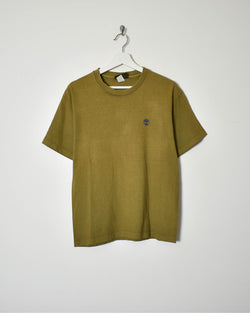 Timberland T-Shirt - Small - Domno Vintage 90s, 80s, 00s Retro and Vintage Clothing