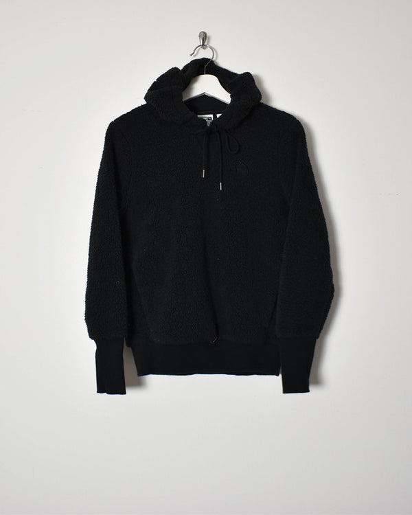 Puma Fleece - X-Small - Domno Vintage 90s, 80s, 00s Retro and Vintage Clothing