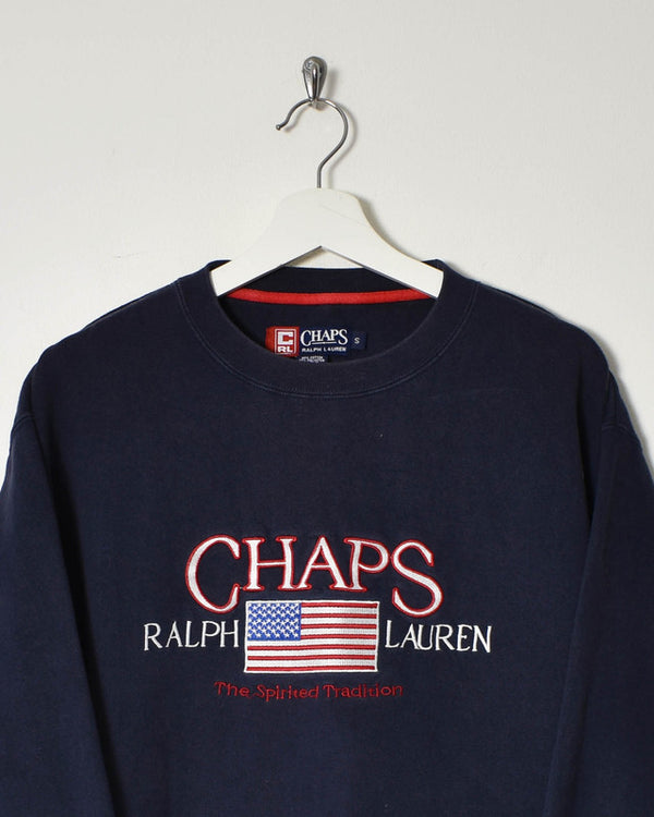 Ralph Lauren Chaps Sweatshirt - Small
