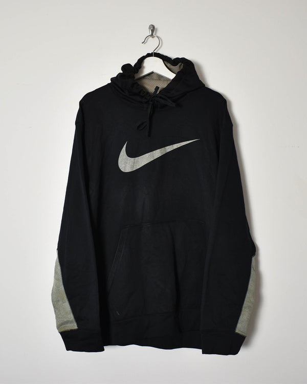 Nike Dri Fit Hoodie - XX-Large - Domno Vintage 90s, 80s, 00s Retro and Vintage Clothing