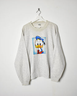 Vintage Disney Sweatshirt - Large - Domno Vintage 90s, 80s, 00s Retro and Vintage Clothing