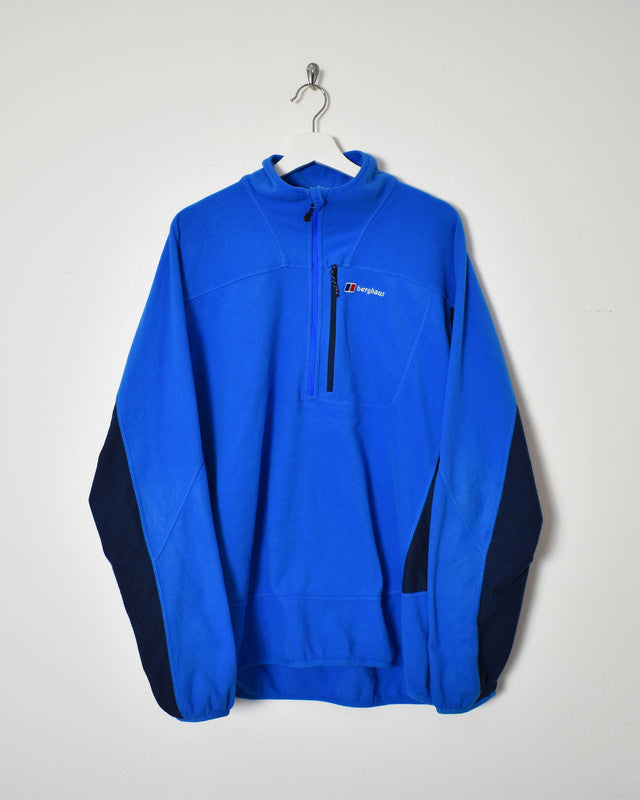 Bergaus 1/4 Zip Fleece - X-Large