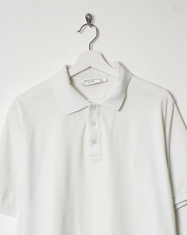Yves Saint Laurent Polo Shirt - Large