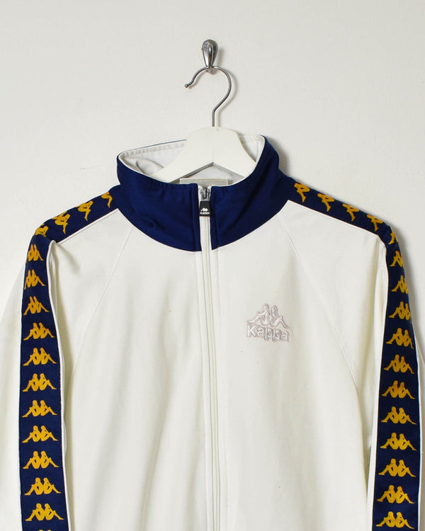 Kappa Tracksuit Top - Small - Domno Vintage 90s, 80s, 00s Retro and Vintage Clothing