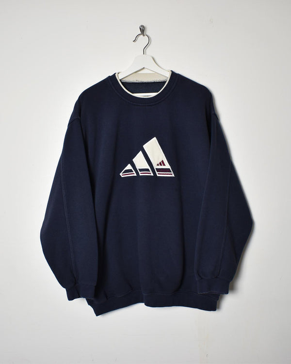 Adidas Sweatshirt - X-Large