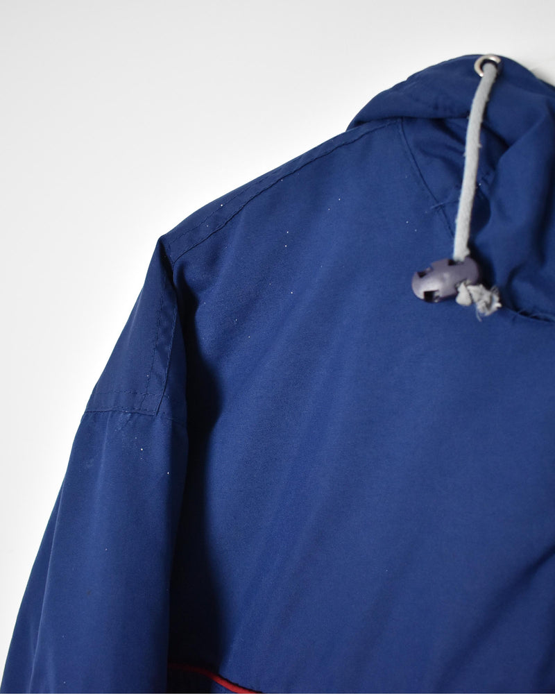 Le Coq Sportif 1/4 Zip Jacket - Small - Domno Vintage 90s, 80s, 00s Retro and Vintage Clothing