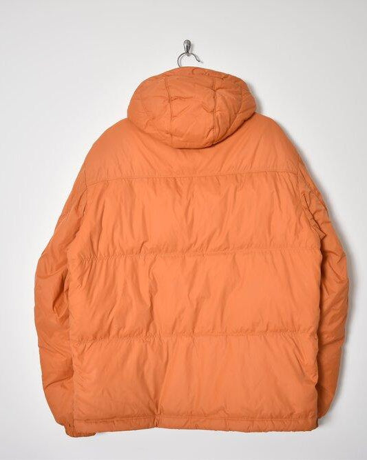 Napapijri Down Jacket - X-Large - Domno Vintage 90s, 80s, 00s Retro and Vintage Clothing
