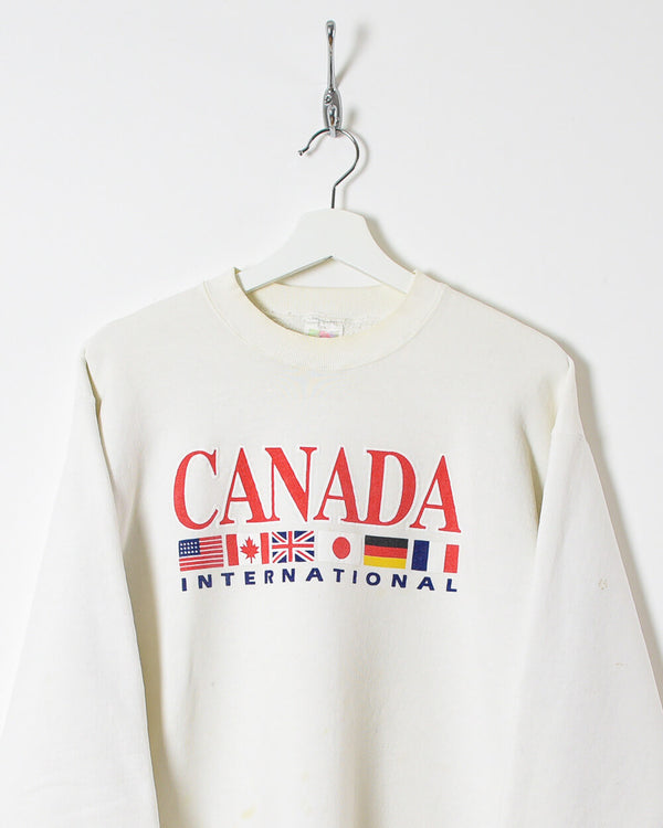 Canada International Sweatshirt - Medium