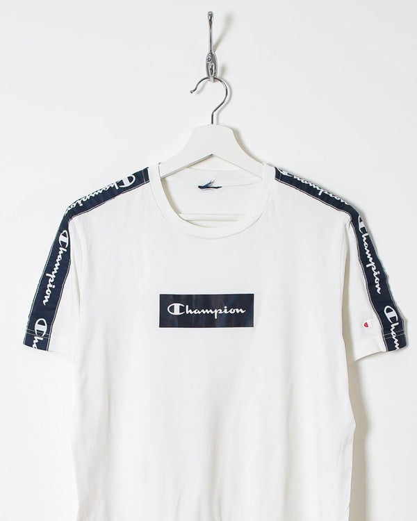 Champion T-Shirt - Medium - Domno Vintage 90s, 80s, 00s Retro and Vintage Clothing