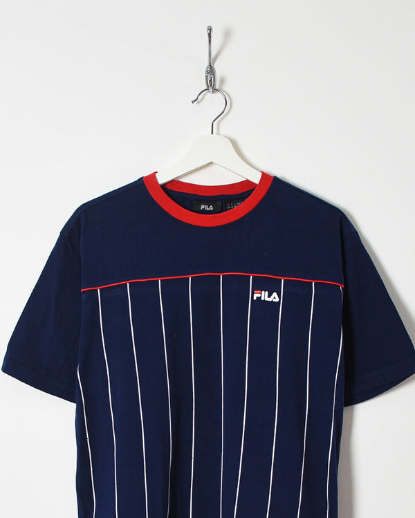 Fila T-Shirt - Medium - Domno Vintage