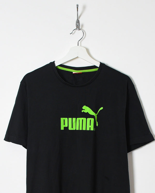 Puma T-Shirt - X-Large - Domno Vintage 90s, 80s, 00s Retro and Vintage Clothing