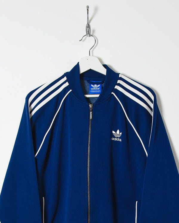 Adidas Tracksuit Top - Medium
