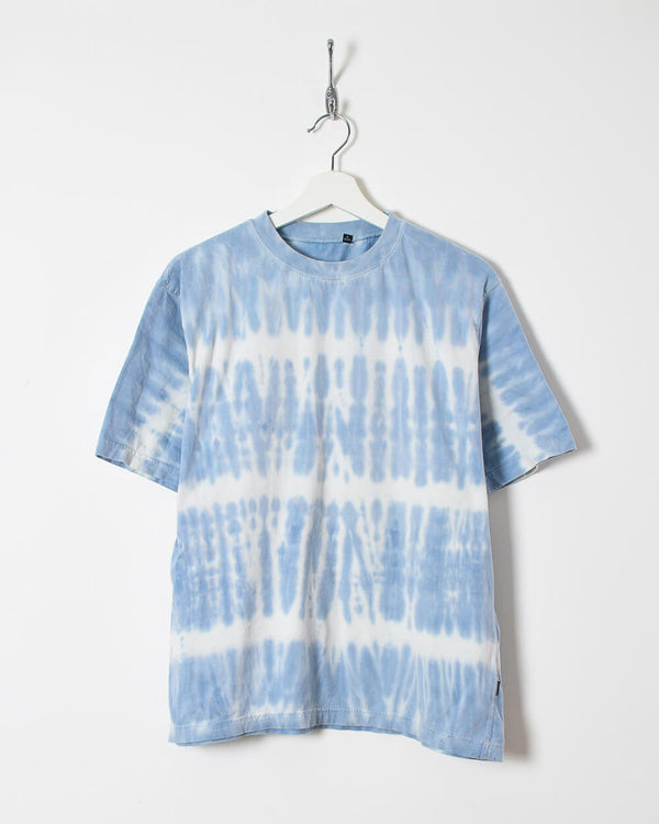 Vintage 90s Tie Dye T-Shirt - Medium - Domno Vintage 90s, 80s, 00s Retro and Vintage Clothing