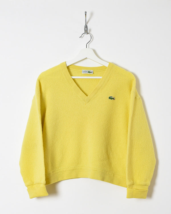 Lacoste Women's Sweatshirt - Large - Domno Vintage 90s, 80s, 00s Retro and Vintage Clothing