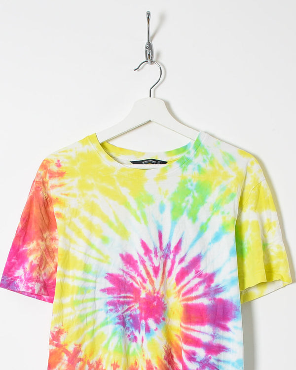 Vintage 90s Tie Dye T-Shirt - Large - Domno Vintage 90s, 80s, 00s Retro and Vintage Clothing