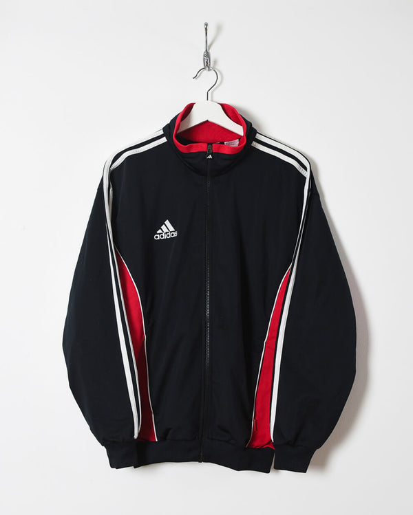 Adidas Tracksuit Top - Medium - Domno Vintage