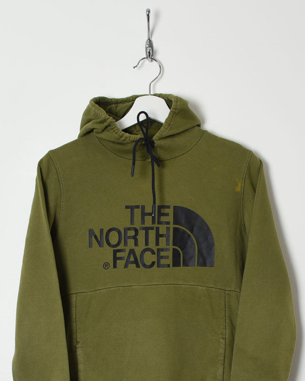 The North Face Women's Hoodie - X-Small - Domno Vintage 90s, 80s, 00s Retro and Vintage Clothing