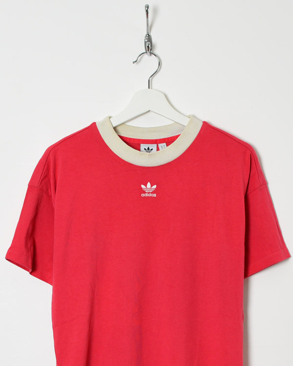 Adidas Women's T-Shirt - Medium