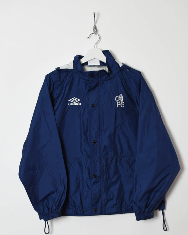 Umbro Chelsea Lightweight Jacket - Small - Domno Vintage 90s, 80s, 00s Retro and Vintage Clothing