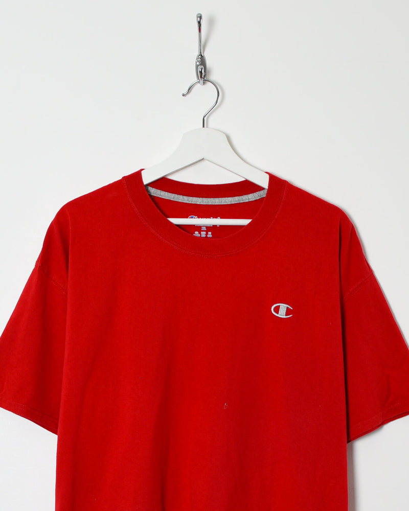 Champion T-Shirt - X-Large - Domno Vintage 90s, 80s, 00s Retro and Vintage Clothing