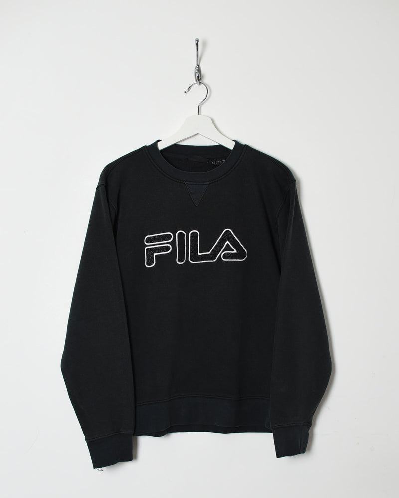 Fila Sweatshirt - Small - Domno Vintage 90s, 80s, 00s Retro and Vintage Clothing