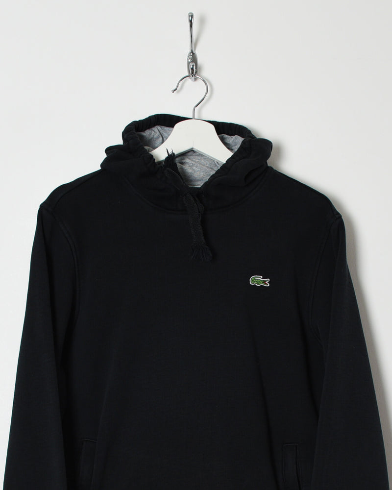 Lacoste Hoodie - Small - Domno Vintage 90s, 80s, 00s Retro and Vintage Clothing