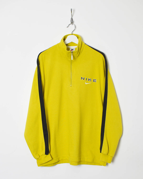 Nike 1/4 Zip Sweatshirt - Medium