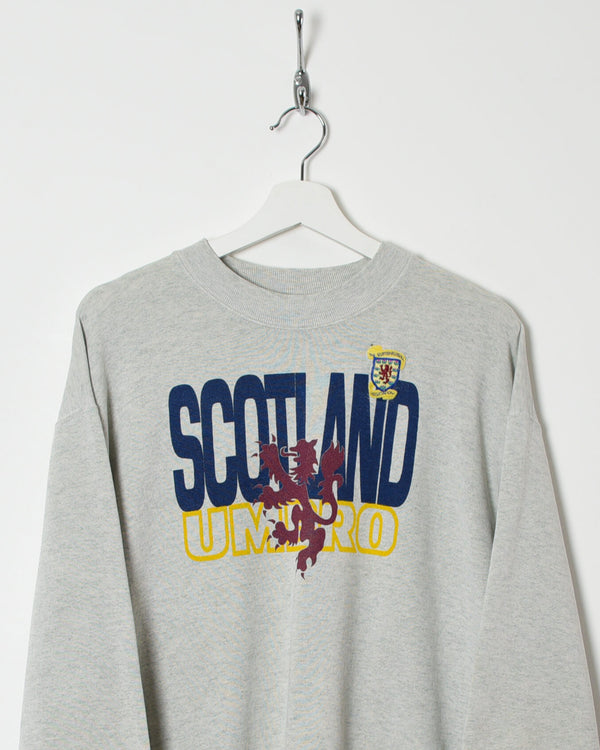 Umbro Scotland Sweatshirt - Medium