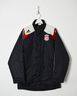 Adidas Liverpool Coat - Small - Domno Vintage 90s, 80s, 00s Retro and Vintage Clothing