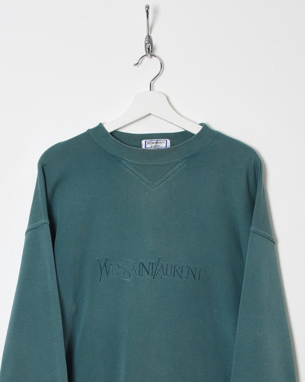 Yves Saint Laurent Sweatshirt - Medium