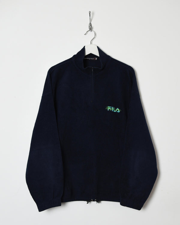 Fila Magic Line 1/4 Zip Fleece - Large