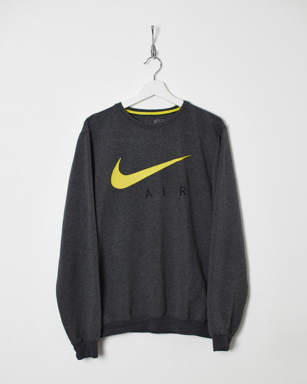 Nike Dri Fit Sweatshirt - Medium - Domno Vintage 90s, 80s, 00s Retro and Vintage Clothing