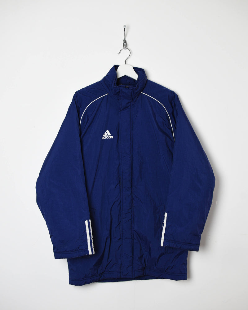 Adidas Coat - Small - Domno Vintage 90s, 80s, 00s Retro and Vintage Clothing